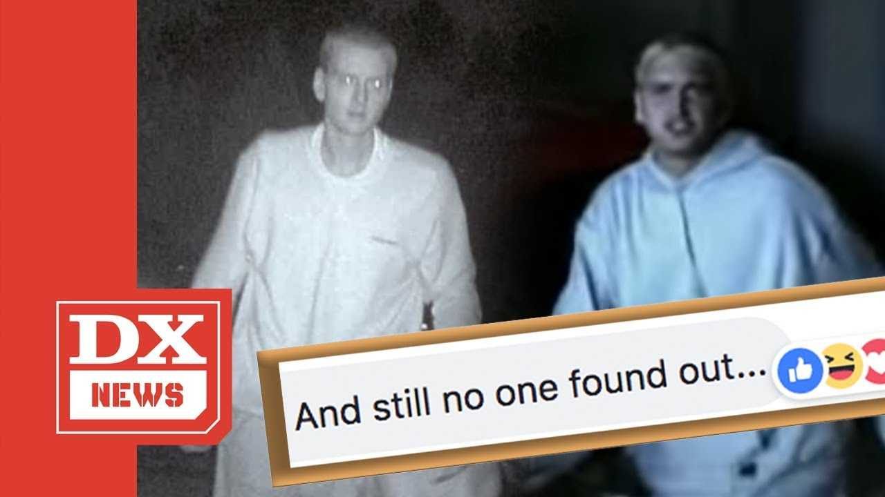 "Eminem ""Look-Alike"" Wanted In Trespassing Case & Fan Comments Are Hilarious"