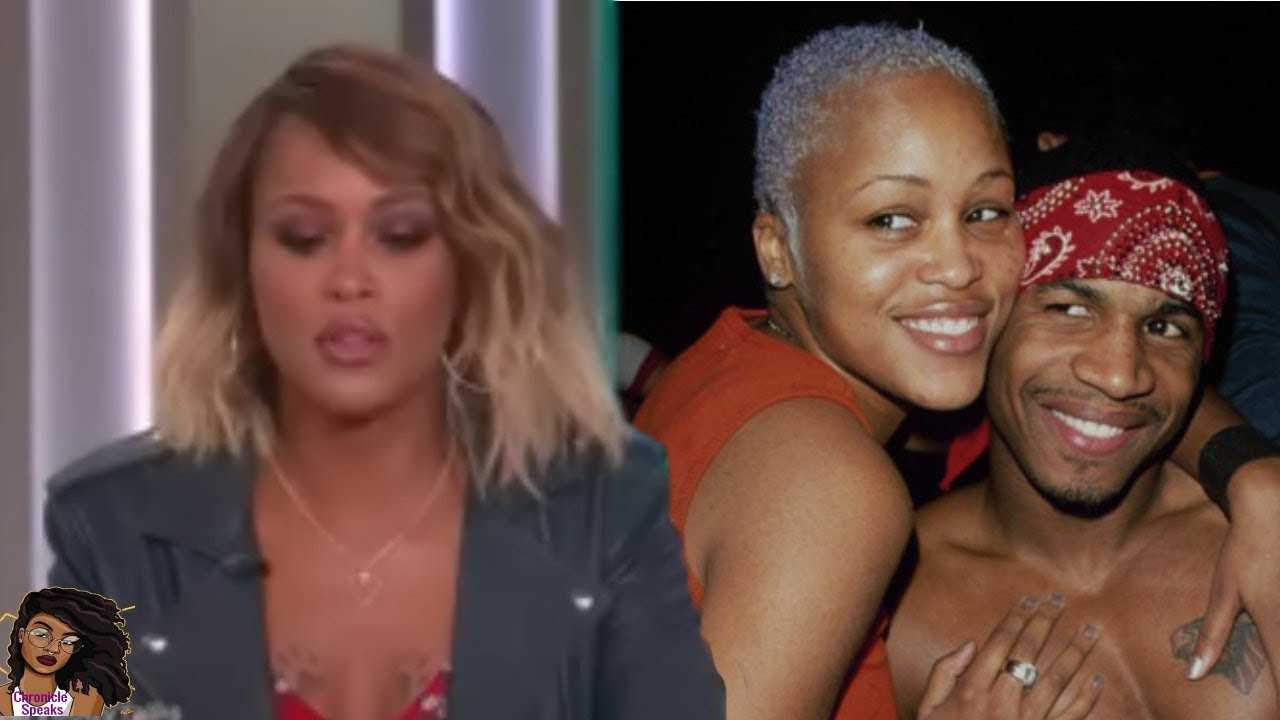 Eve Admits To Abusing Alcohol and Xanex After Nasty Breakup   Was Stevie J The Cause?