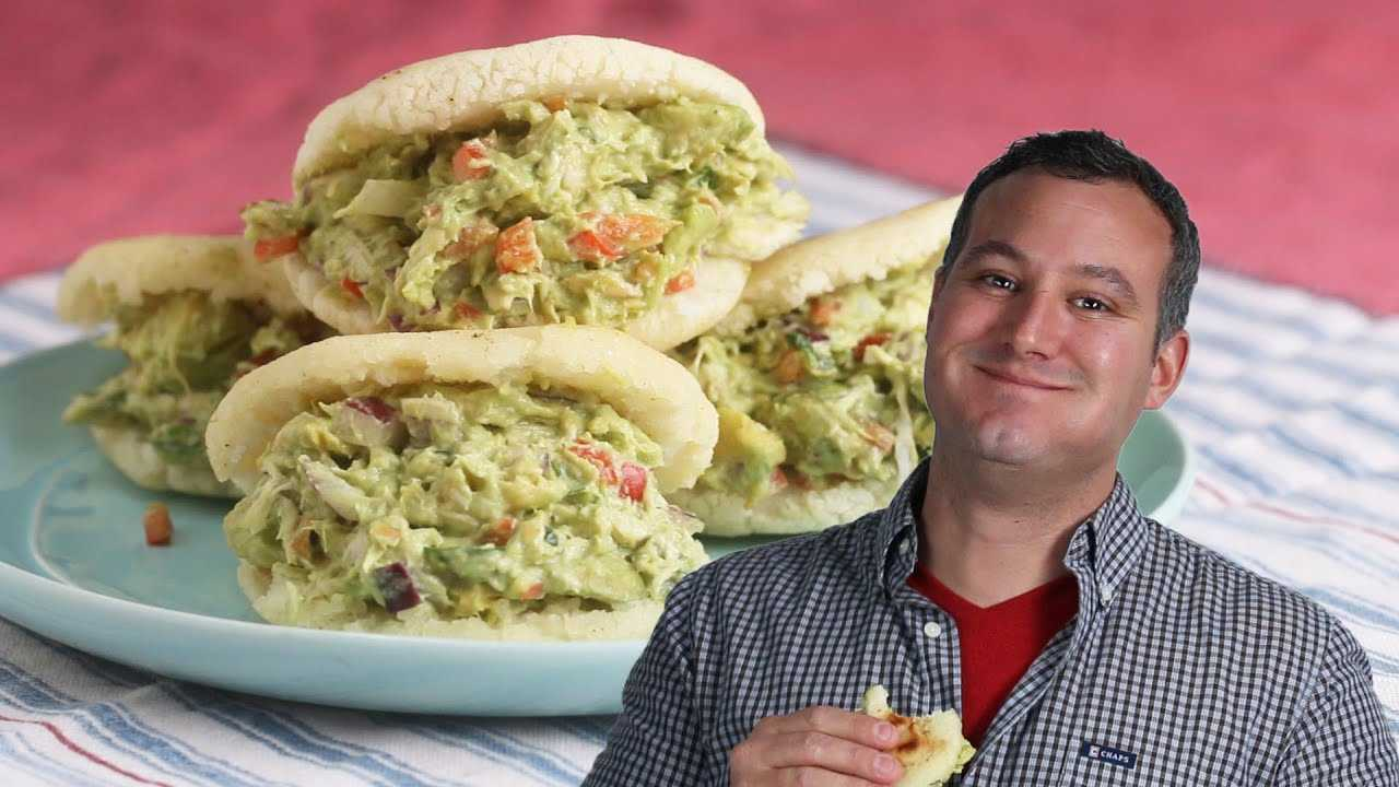 Family Arepa Recipe As Made By Cesar