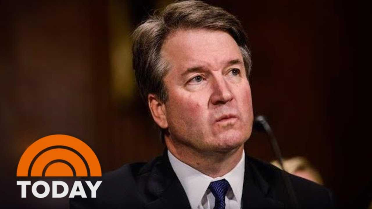 FBI's Brett Kavanaugh Report Submitted: What Happens Next?   TODAY