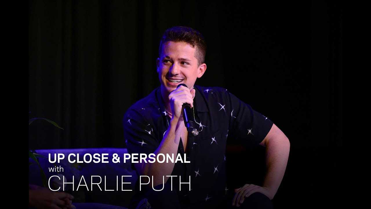 From The Mind Of Charlie Puth: How Jazz Grew Into Pop   Up Close & Personal