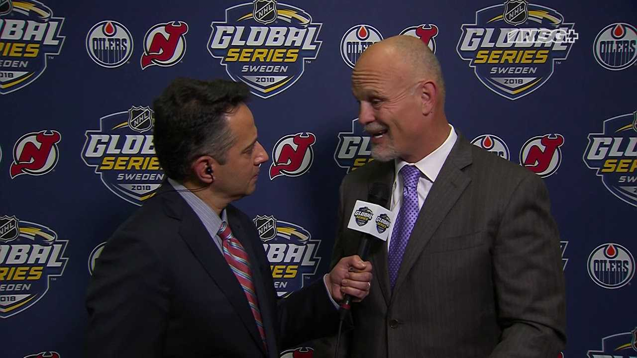 Game Recap: NJ's Balanced Attack Downs Oilers | New Jersey Devils | MSG Networks