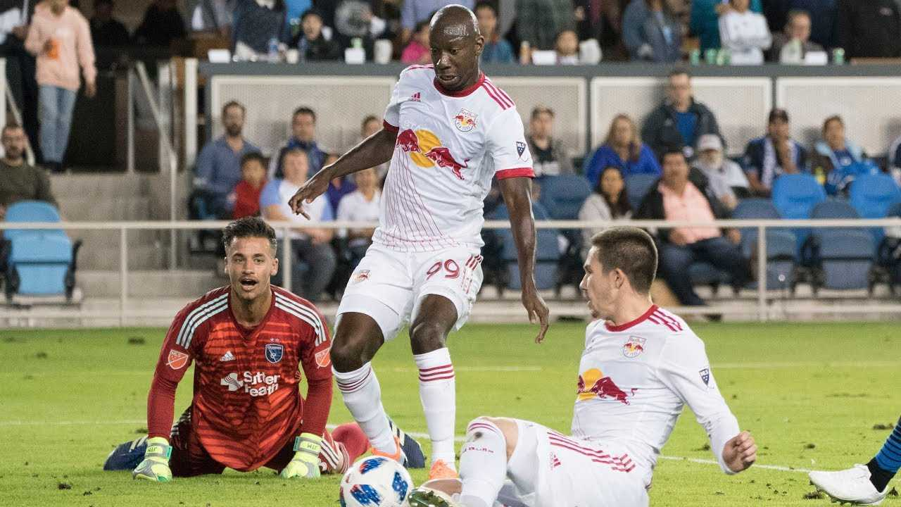 Game Recap: Red Bulls Continue to Roll With Win in San Jose | New York Red Bulls | MSG Networks