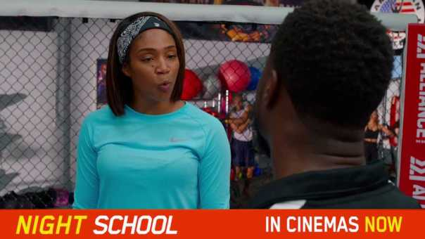 Get schooled with Kevin Hart and Tiffany Haddish! #NightSchool