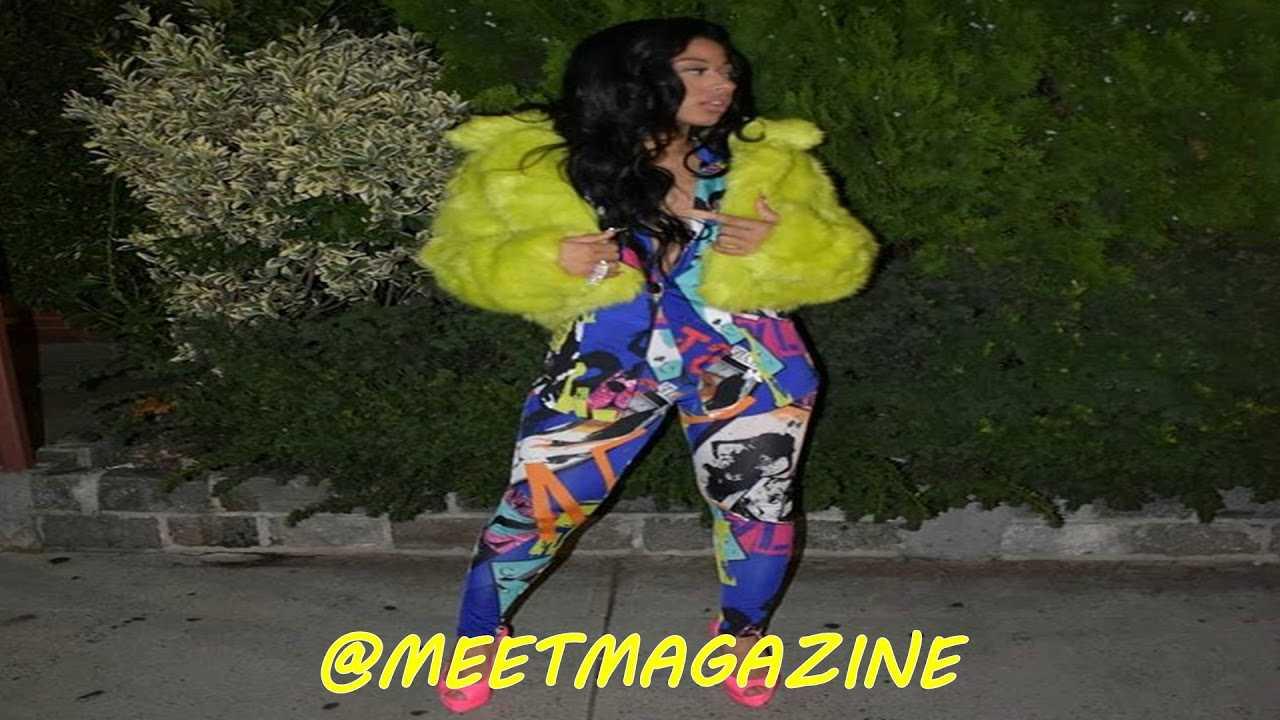 Hennessy Carolina fight vs Nicki Minaj update! Says she's on something! #LHHNY