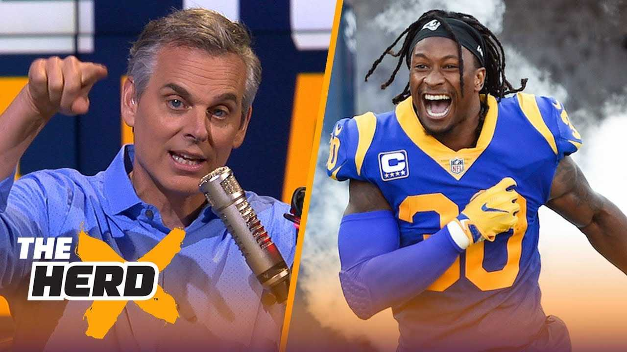 Herd Hierarchy: Colin's Top 10 NFL teams after 2018-19 Week 4 | NFL | THE HERD
