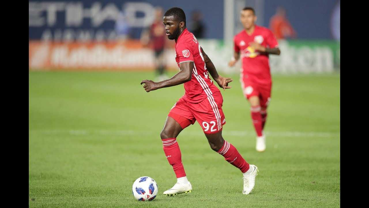 How Red Bulls Discovered Kemar Lawrence   New York Red Bulls   MSG Networks