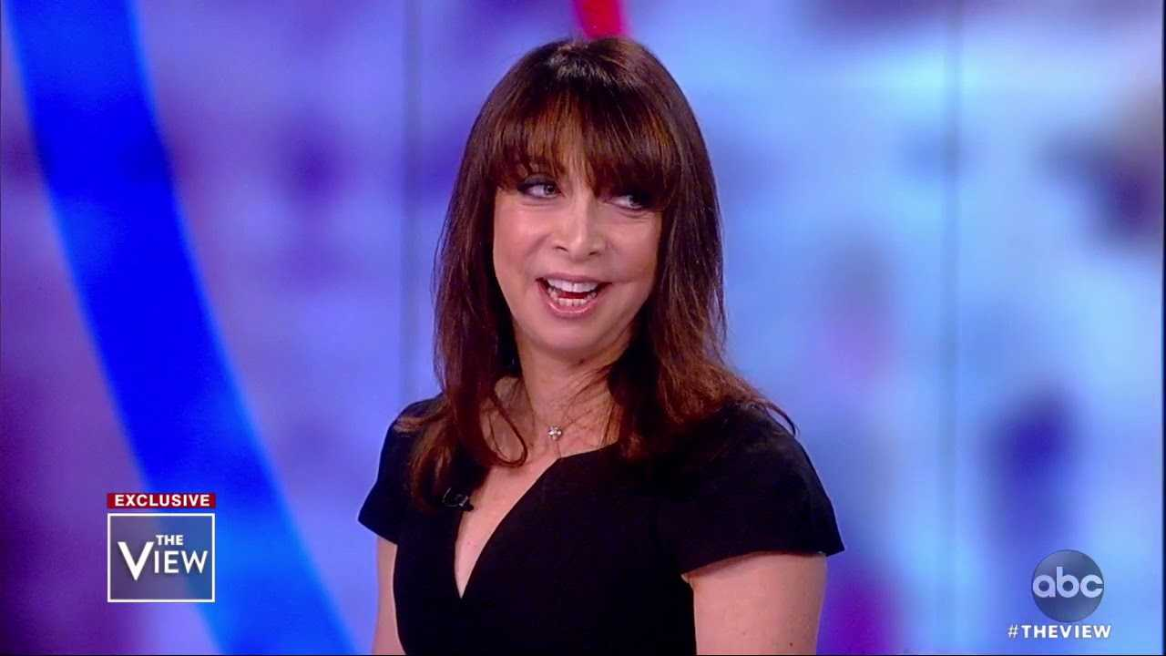 Illeana Douglas Discusses New Project 'Funny Ladies'   The View