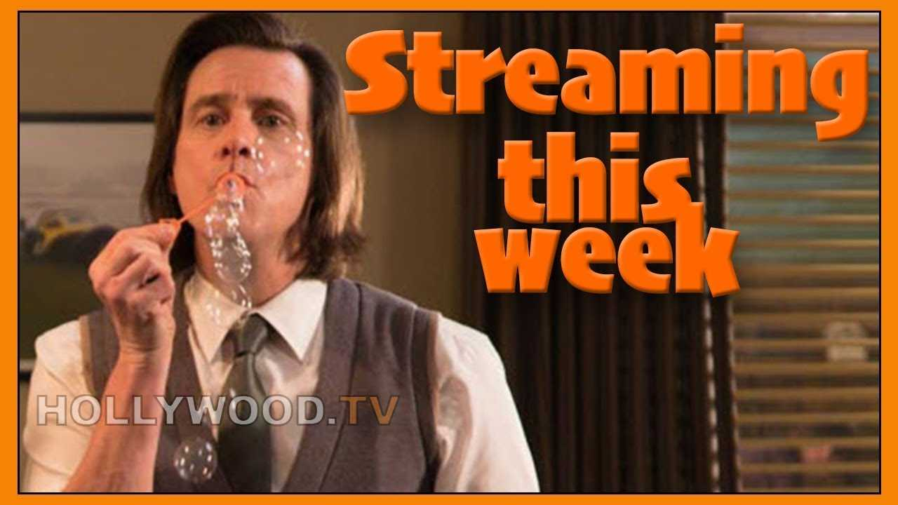 Jim Carrey has a new TV show, and Sarah Silverman is back for season 2! - Hollywood TV
