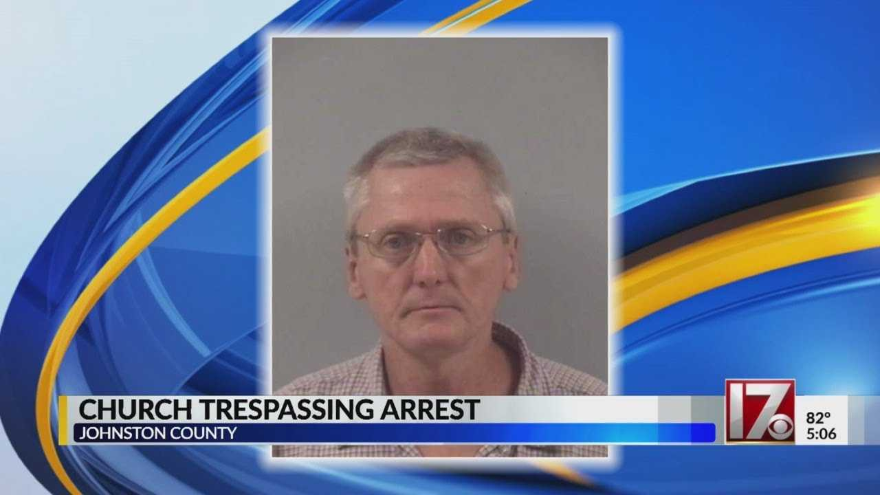 Johnston County deputies arrest man going to church
