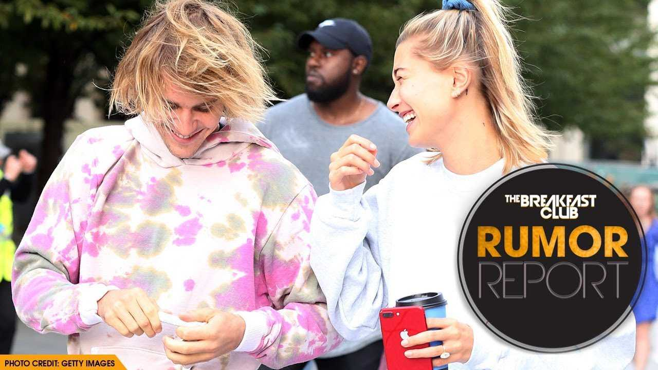 Justin Bieber and Hailey Baldwin Married a Month Ago Without Prenup