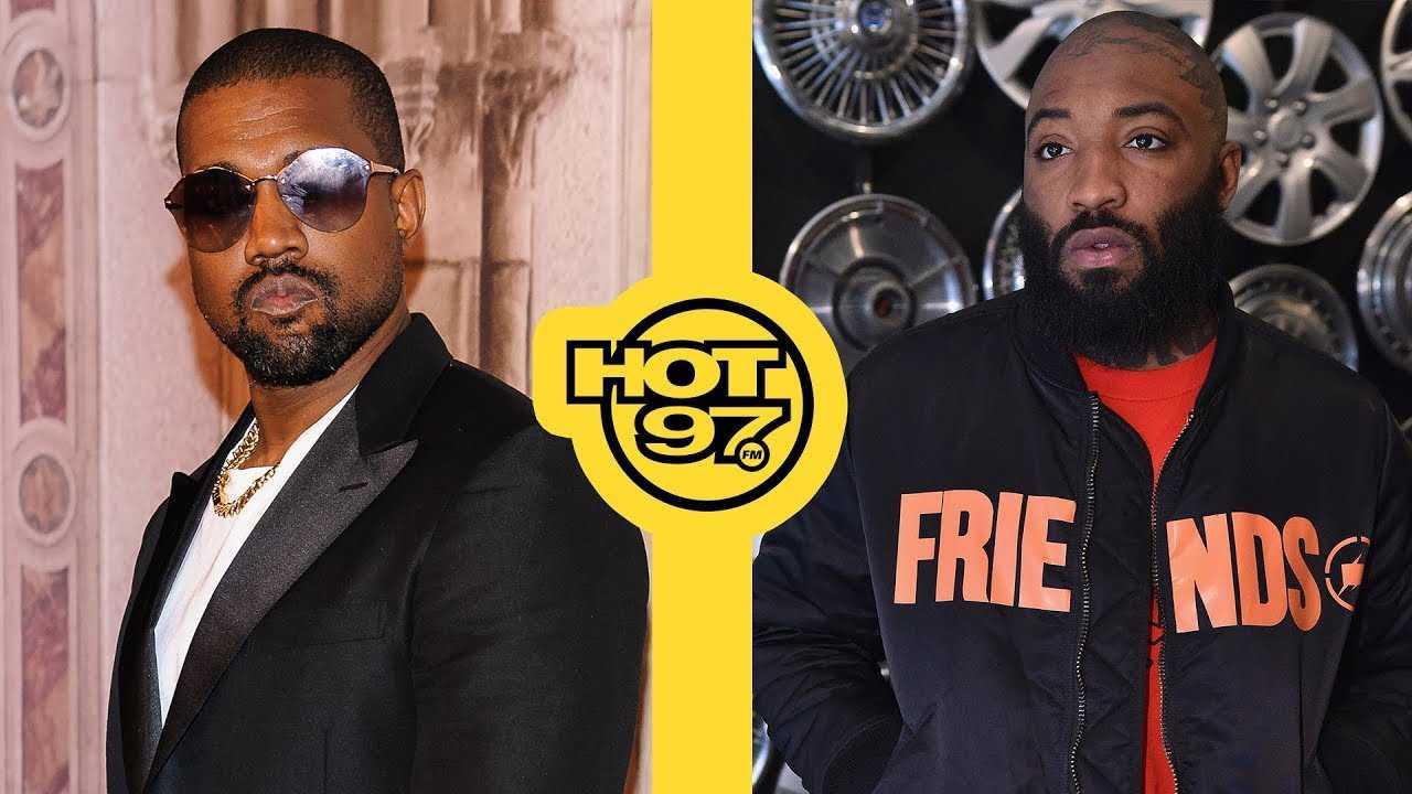 Kanye West Defends A$AP Bari, WTF!?