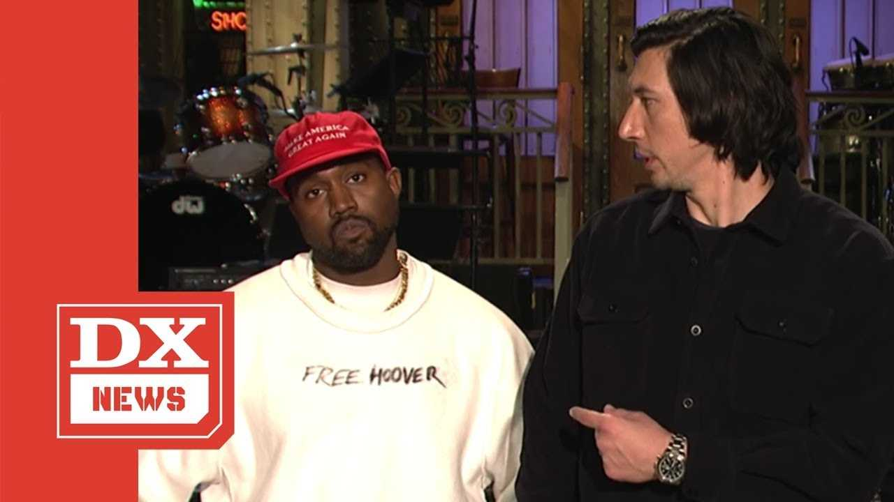 Kanye West Says He Was Bullied By SNL Staff About Wearing His MAGA Hat On Stage