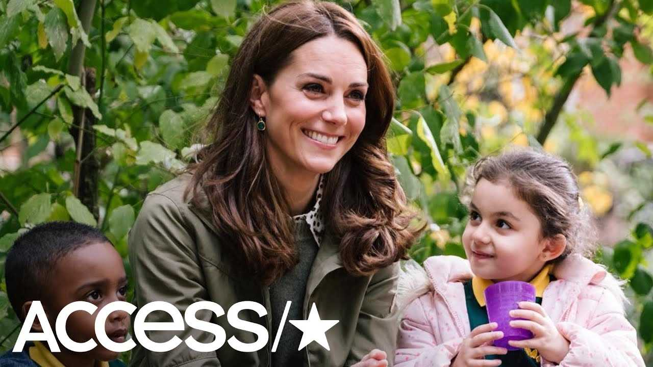 Kate Middleton Gave The Cutest Response To A Girl Who Asked Her Why She Was Being Photographed