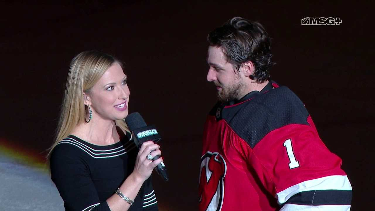 Keith Kinkaid Reflects on Shutout vs. Stars   New Jersey Devils   MSG Networks