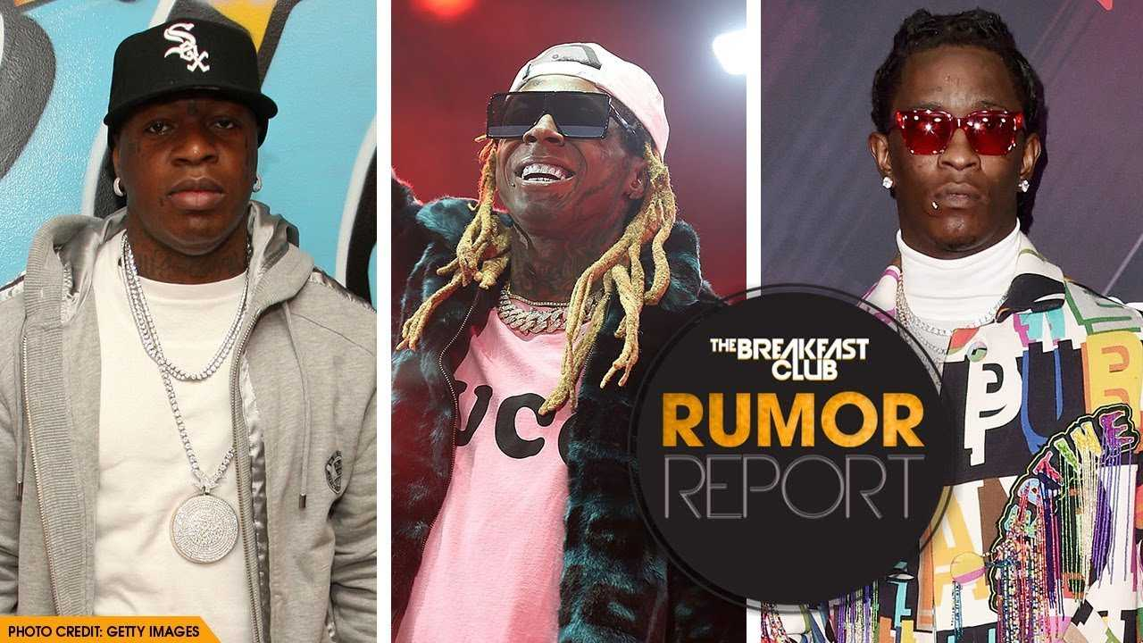 Leaked Birdman Phone Call Is New Evidence in Lil Wayne Bus Shooting Case