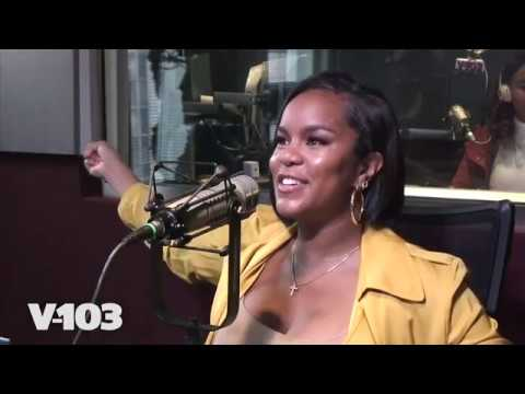 Letoya Luckett Talks Greenleaf + Journey To Mommyhood