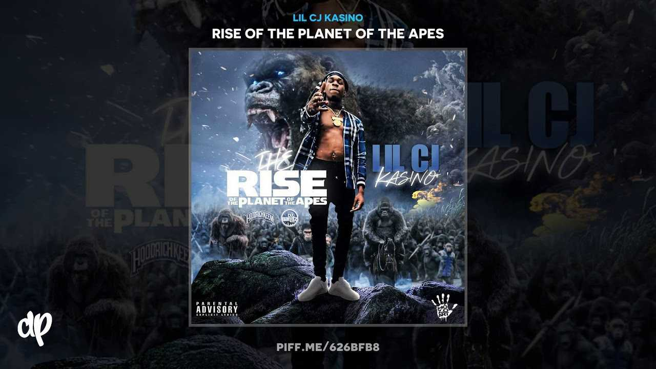 Lil Cj Kasino - Trap Star [Rise Of The Planet Of The Apes]