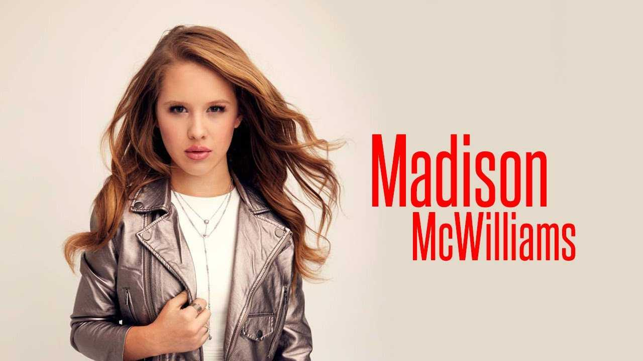 Madison McWilliams Talks Musical Journey, Charity Work, Importance of Voting, & Inspiring the Youth