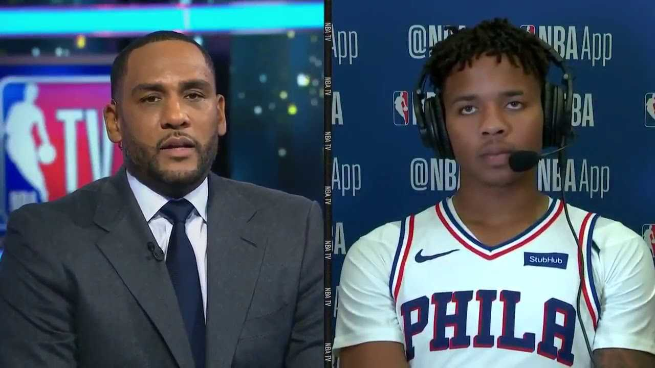 Markelle Fultz Talks about his injury and his return