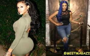 Masika CLAIMS Bow Wow was JUST A FRIEND! Sika SAYS…