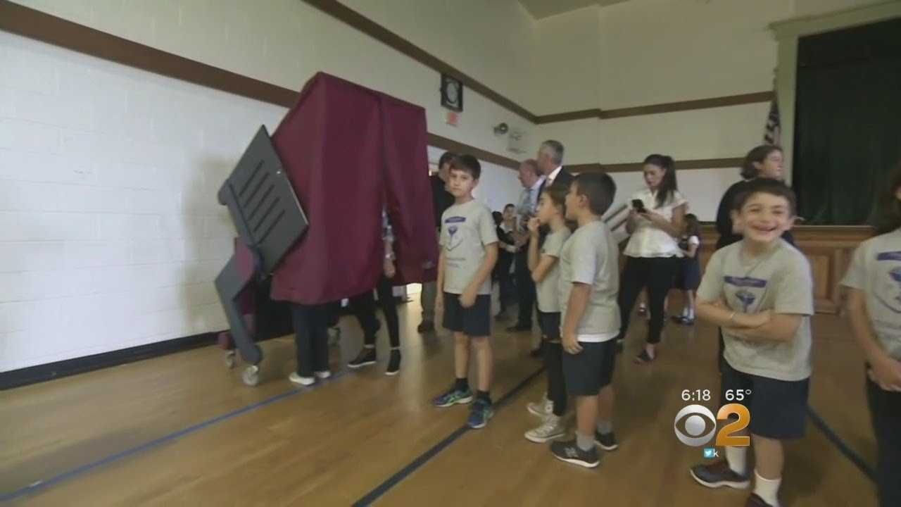 N.J. Students Learn The Value Of Voting