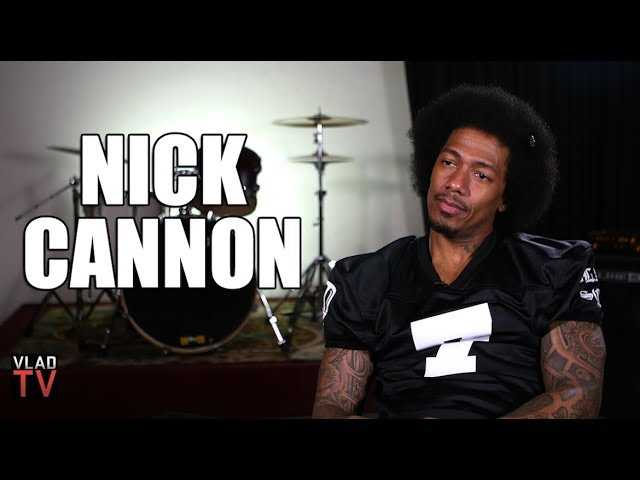 "Nick Cannon: ""Cannon"" is a Slave Name, Wanted to Name His Son ""Master"" (Part 16)"