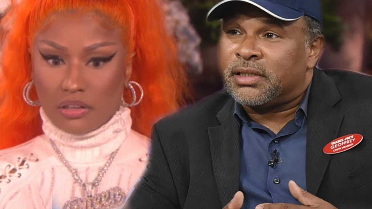 Nicki Minaj donated money to Geoffrey Owens & Lady that took picture speaks out