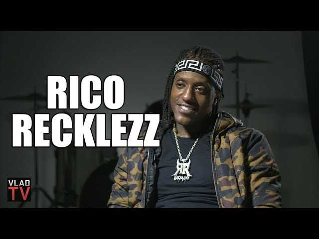 Rico Recklezz on Distancing Himself from Tekashi 69 After Chicago Trolling (Part 6)