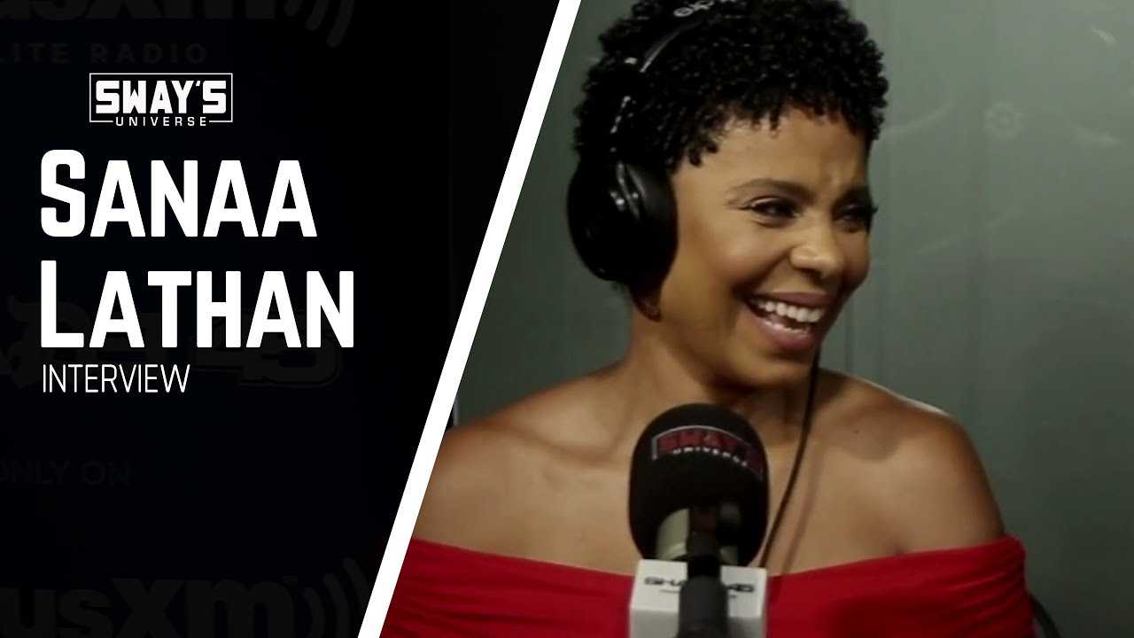 Sanaa Lathan Talks New Movie 'Nappily Ever After'