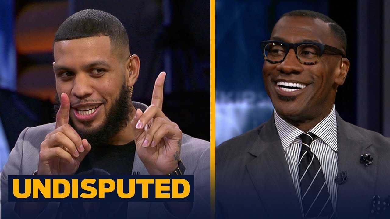 Sarunas Jackson from Insecure joins Skip and Shannon to talk Eagles, Paul George & more | UNDISPUTED
