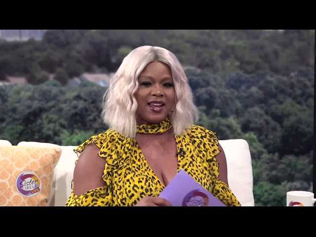 Sister Circle Live | Claire Sulmers : The Latest on Claire's Best Dressed  | TVOne