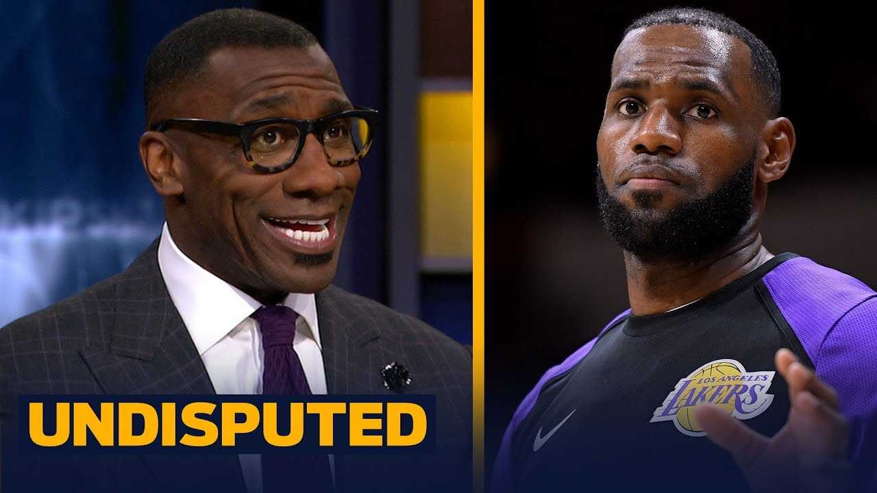 Skip and Shannon talk LeBron James being voted best leader in recent GM survey | NBA | UNDISPUTED