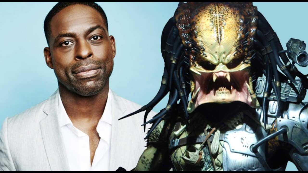STERLING K. BROWN REVEAL'S PLAYING A VILLIAN IN THE PREDATOR IS DOPE & EMMY'S/ BHL