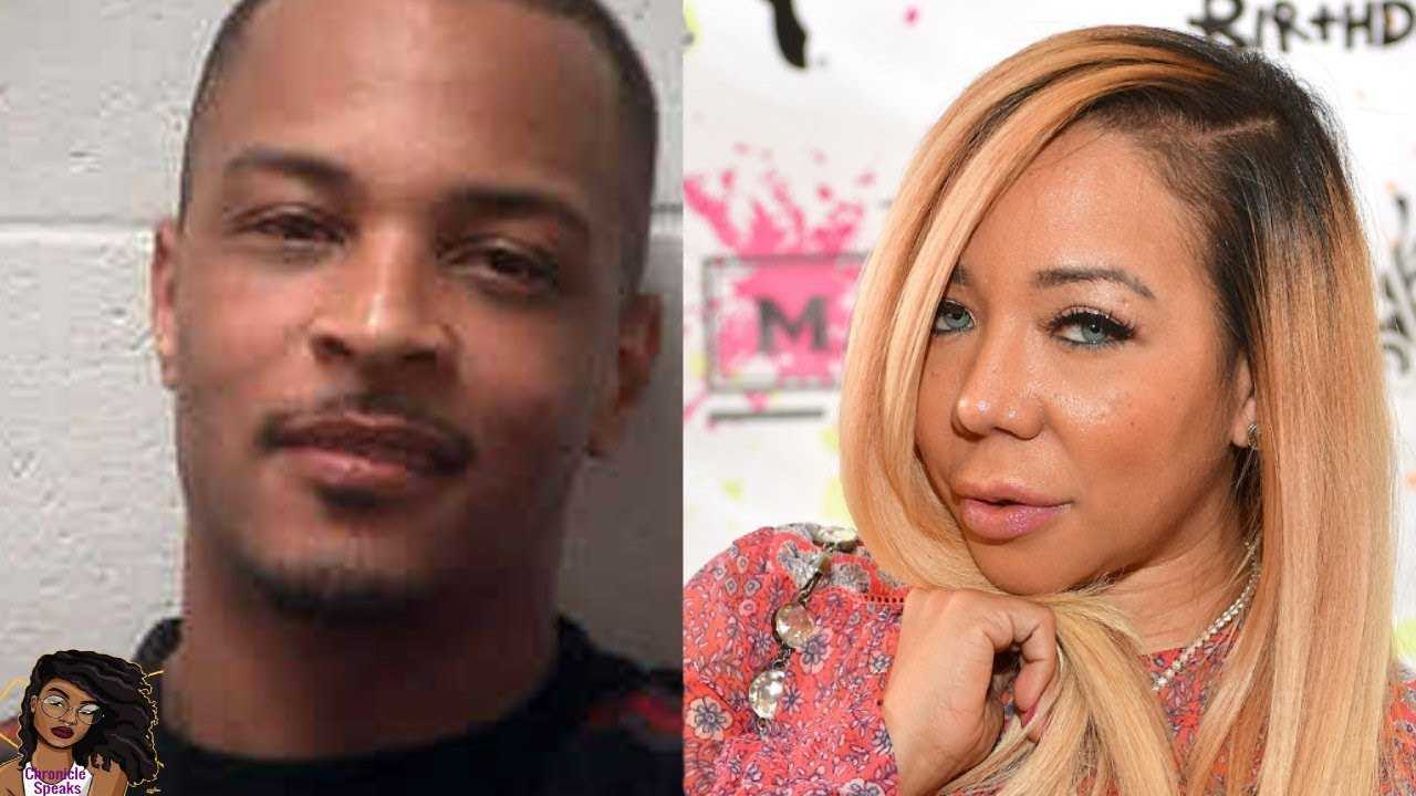 T.I. Arrested After Guard Curses Out Tiny   911 Tape Released