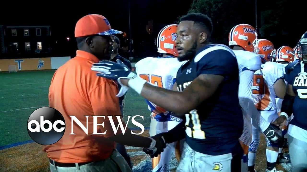 Teen deemed ineligible for football due to homelessness back on the field