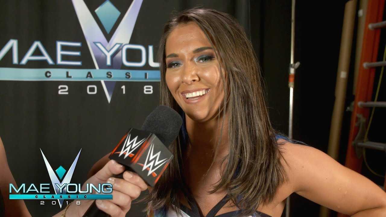 Tegan Nox has tough words for Rhea Ripley: WWE Exclusive, Oct. 10, 2018