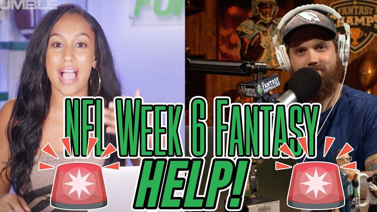The Fantasy Footballers FIX The Fumbles FAILING Fantasy Draft Picks!