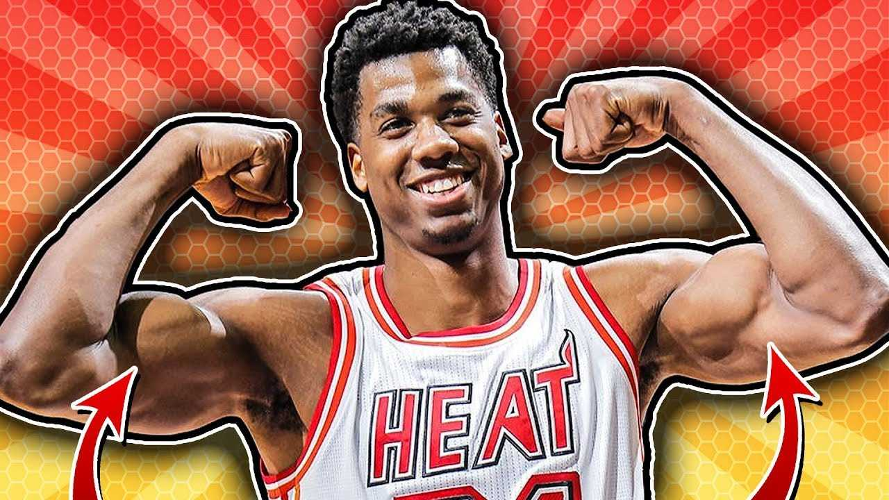 The NEW Hassan Whiteside Is TERRIFYING The NBA