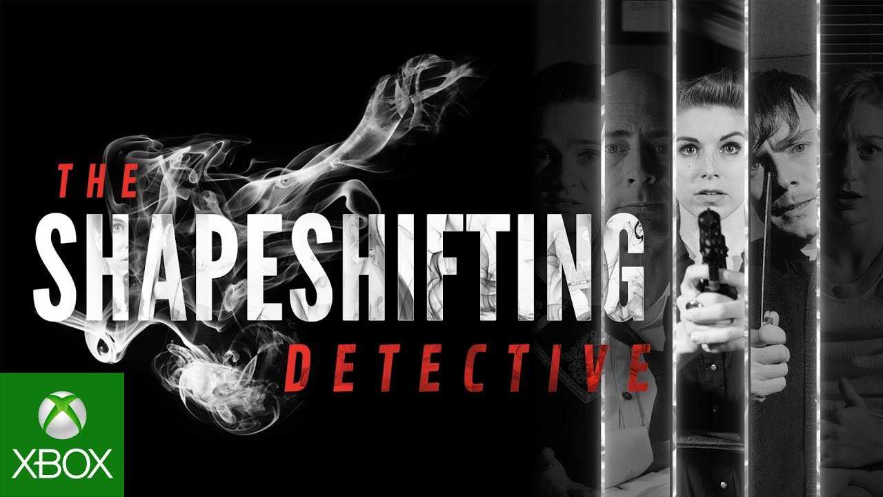The Shapeshifting Detective - Coming Soon