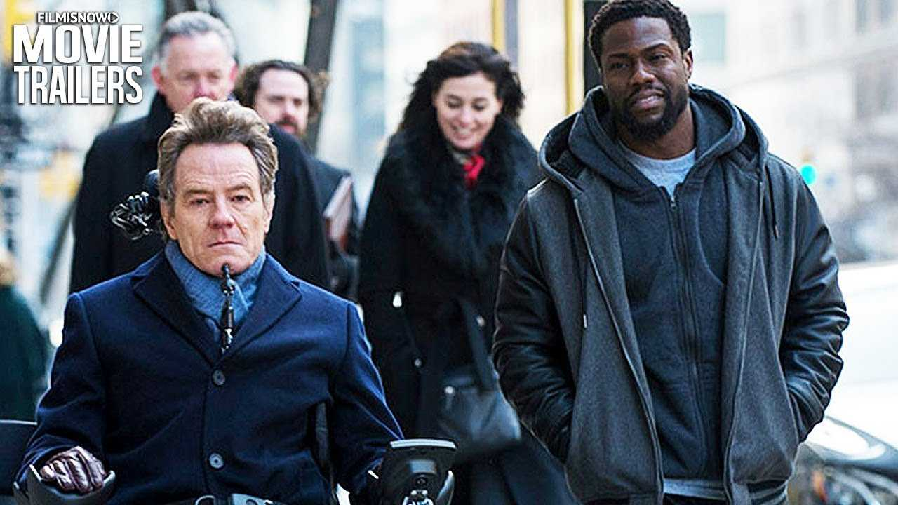 THE UPSIDE Trailer NEW (2019) - Bryan Cranston & Kevin Hart 'Intouchables' Remake