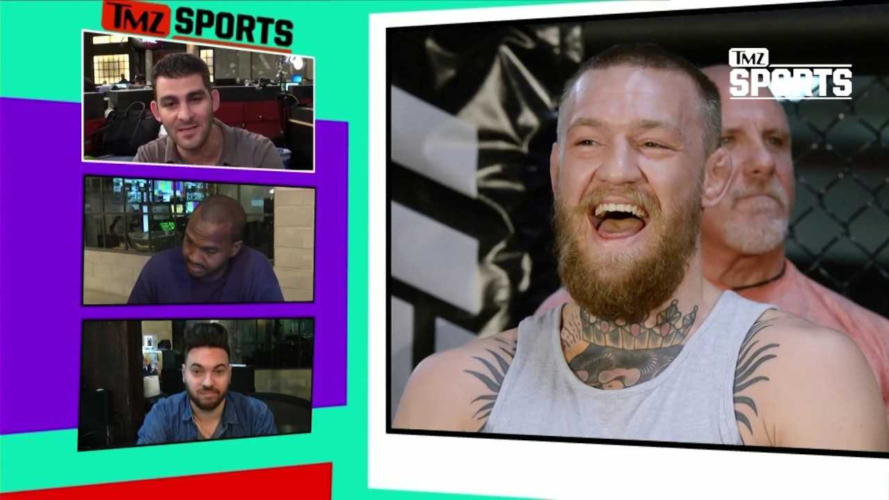 TMZ Takes A Look At Some of Conor McGregor's Craziest Moments | TMZ Sports