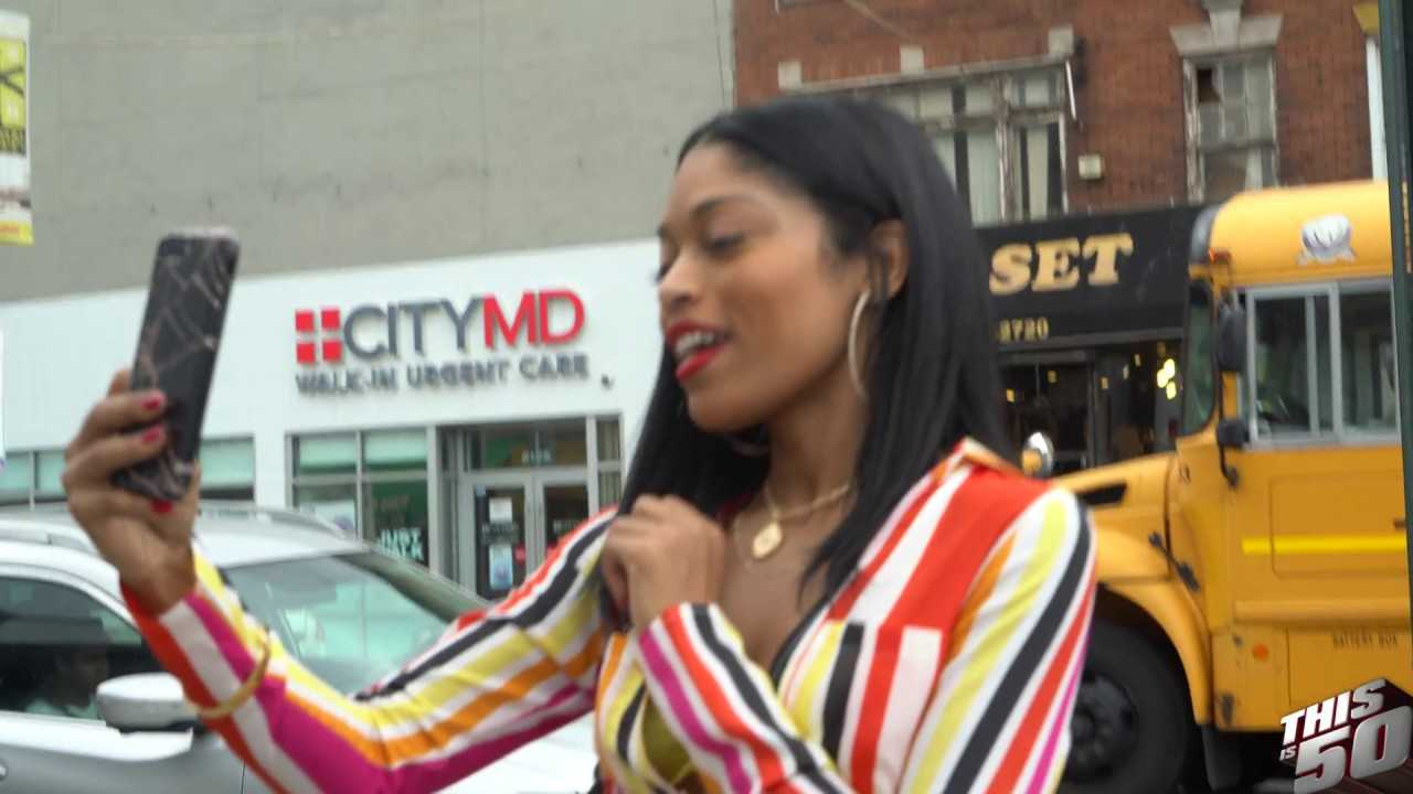 Tosh Alexander Jamaican Rising Star Visits Brooklyn Home She Was Born In + Details Upbringing