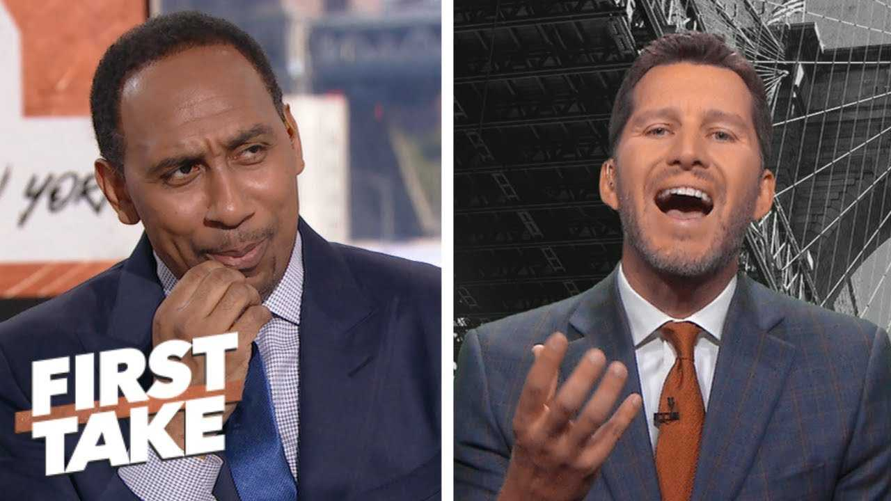Will Cain finally admits Stephen A. is right about the Cowboys | First Take | ESPN