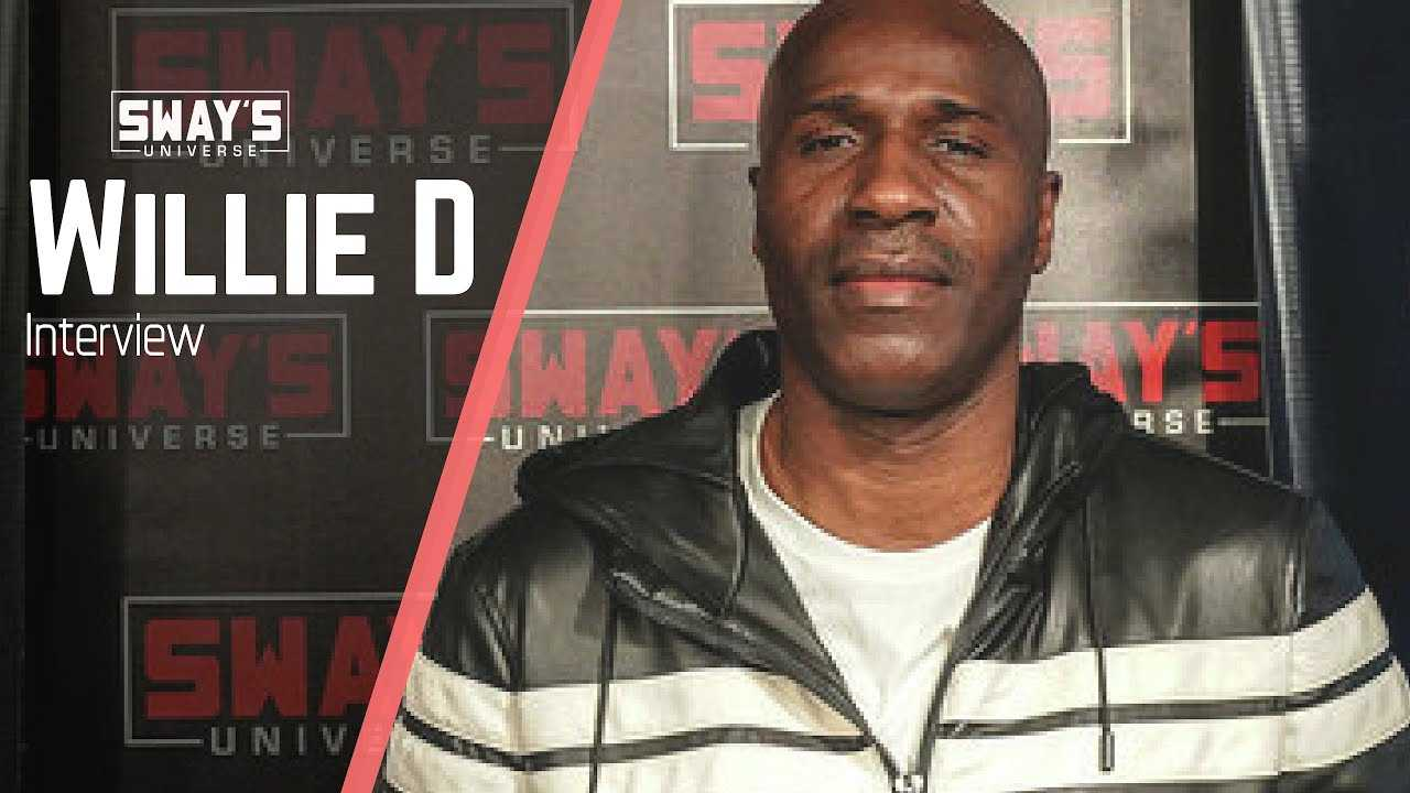 Willie D Breaks Down America, Government, Race and His Fight with Tech Companies