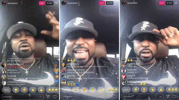 Young Buck Goes Off & Speaks On Viral Video & Rumors