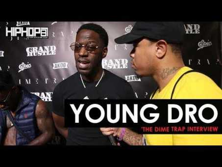 Young Dro Talks T I 's Album 'The Dime Trap', T I 's Growth