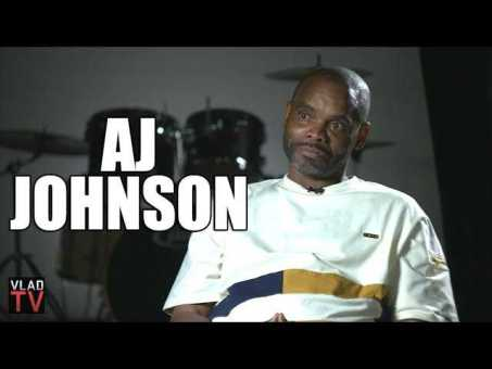 """AJ Johnson on Confronting Ice Cube Over 'Next Friday': """"He Started Rapping"""" (Part 11)"""