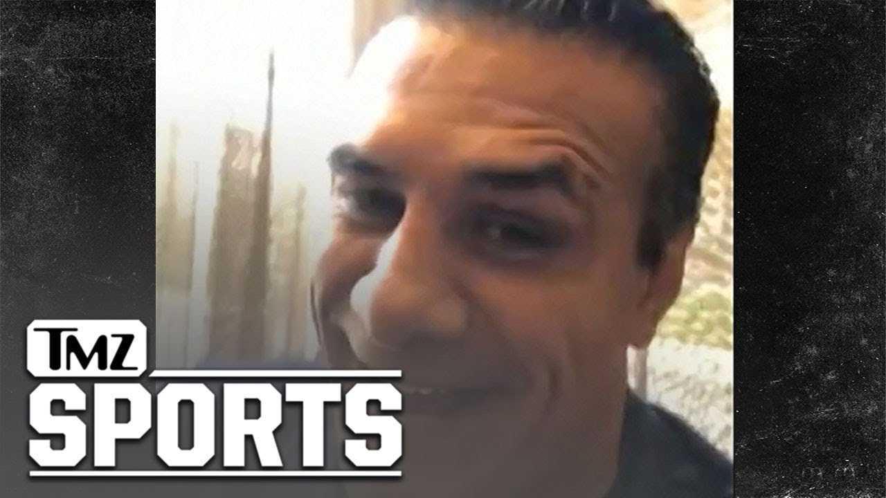 Alberto Del Rio Says MMA Comeback Isn't Publicity Stunt, I'm Here to Kick Ass!! | TMZ Sports
