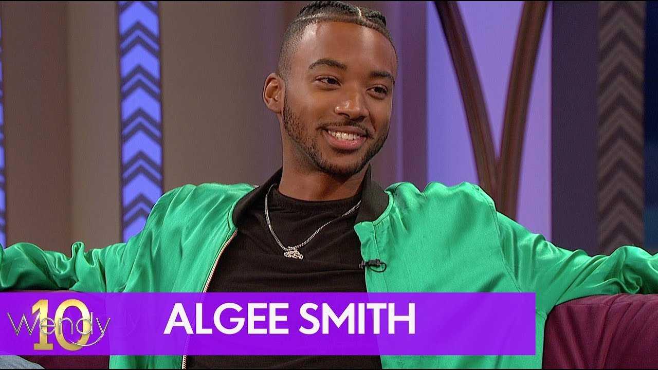 Algee Smith: The Hate U Give